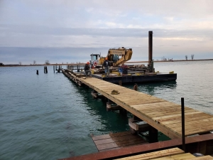 140' Dock Replacement